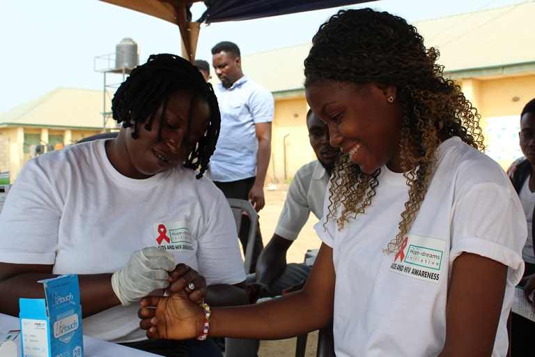 Bringing HIV/AIDS awareness to Abuja for the first time really paid off